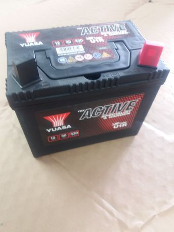 Akumulator do kosiarki traktorka Yuasa 26Ah lub 30Ah