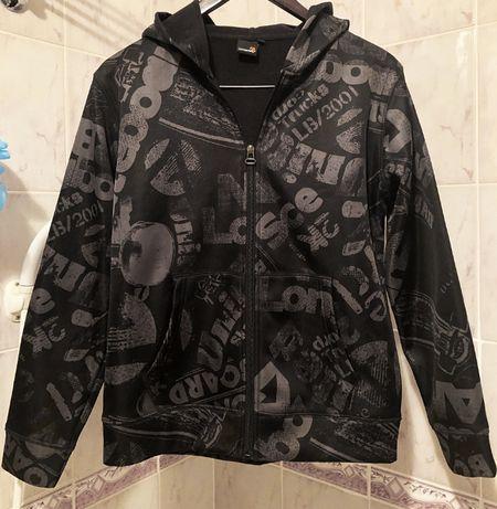 Куртка с капюшоном для подростка, отличное состояние, модная