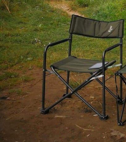 Krzesło wedkarskie używane