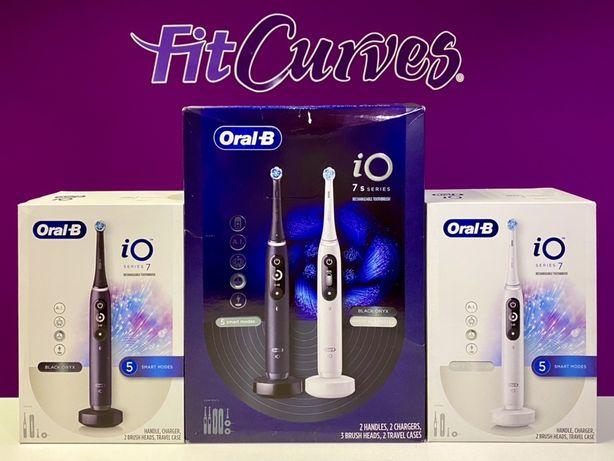 СУПЕРЦІНА! Електрична звукова зубна щітка Oral-B iO Series 7