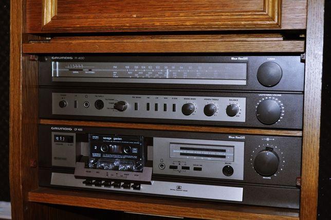 Rosita Grundig - radio, adapter, gramofon [Retro Elektro]
