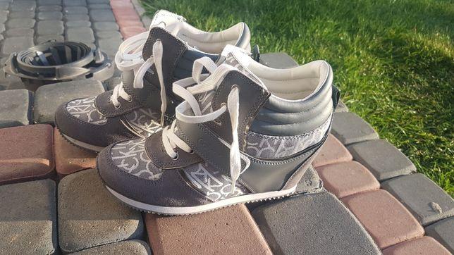 Calvin Klein sneakersy damskie 39/ 40 jak nowe