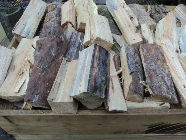 Drewno opałowe (Sosna) , transport.