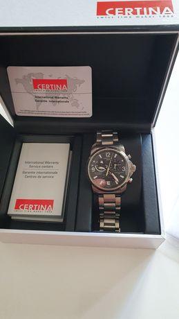 Zegarek Certina DS Podium Big Size GMT Titanium