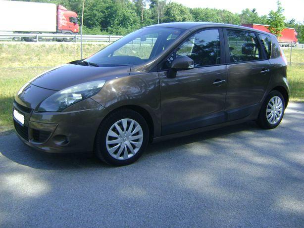 Renault Scenic 1.6 Benzyna+GAZ Sekwencja-100% Oryginalny lakier-2010r.