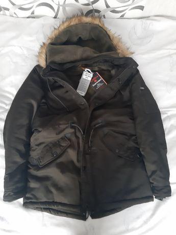 Nowa kurtka zimowa rozmiar 2 XL