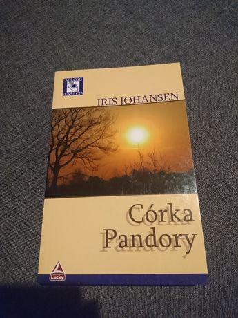 Córka Pandory Iris Johansen