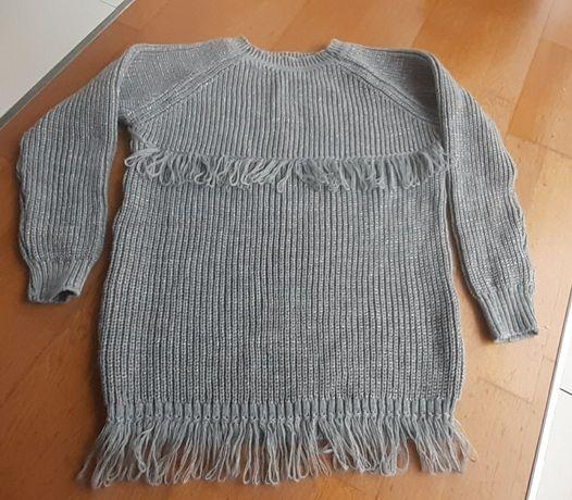 Sprzedam nowy sweter bez metki. Rozmiar owersize
