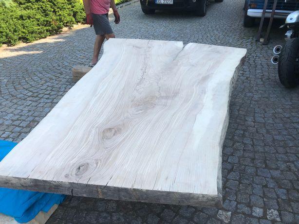 Stół blat monolit wielki 250/130/160