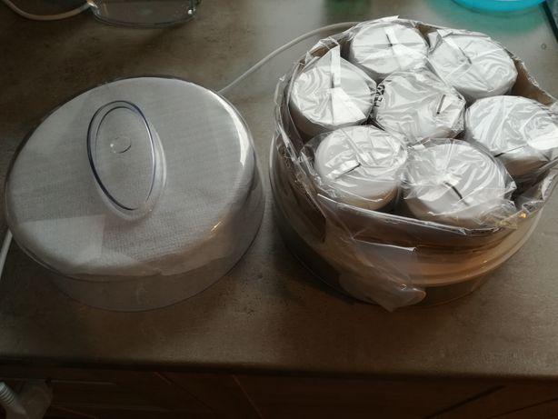 Urządzenie do robienia jogurtów silvercrest