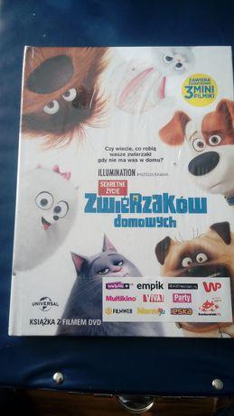 Sekretne życie zwierzaków domowych booklet DVD