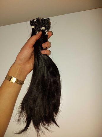 Włosy  naturalne ludzkie