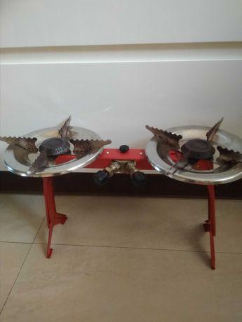 Kuchenka turystyczna/dwa palniki