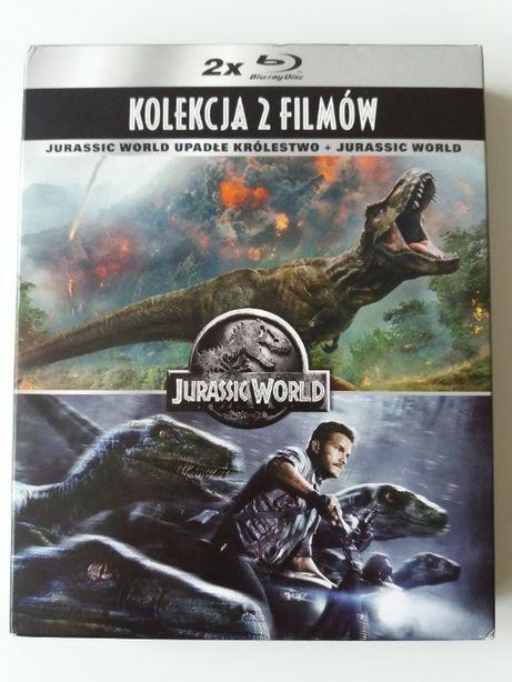 Jurassic World 2 x blu-ray