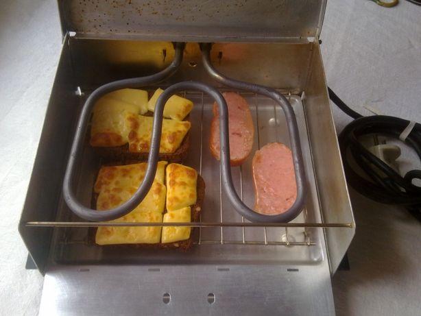 Электро-гриль для бутербродов, DDR, легкий, рабочий