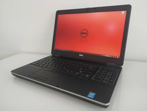 Dell Latitude E6540 - Ecrã 15.6 FHD/i5/SSD+HDD/8GB Ram - IGUAL A NOVO