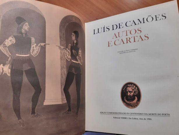 Obras Completas de Luís de Camões