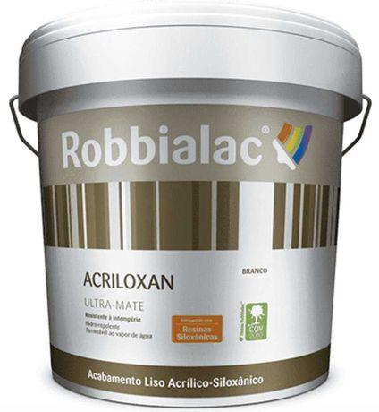 Tinta ACRILOXAN Robbialac