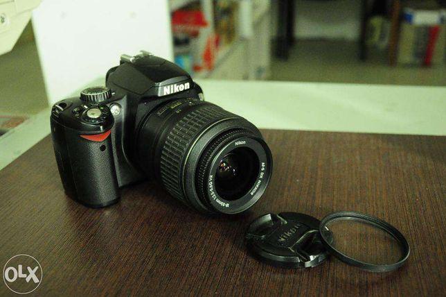 Nikon d60 - ПОДАРОК новичку! Новый год!