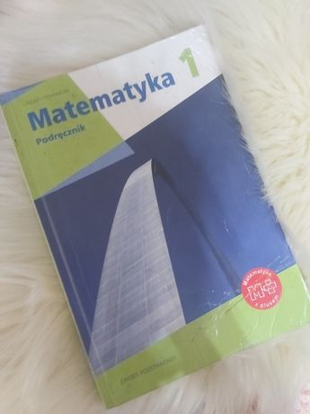 Oddam książkę do matematyki