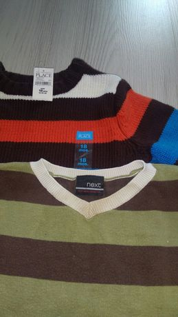 Sweterki dla chłopca