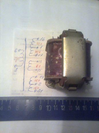 Трансформатор 40 Вт на сердечнике ШЛ