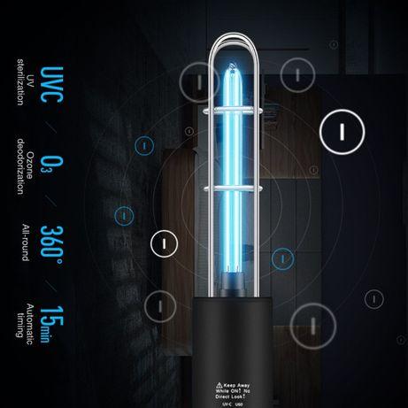 2020 UV-C Озоновая Лампа Ультрафиолетовая Кварцевая Бактерицидная