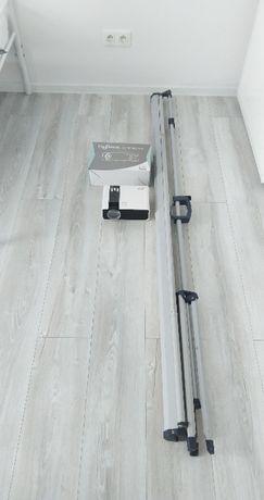 Projektor multimedialny Thundeal TD90 HD 1280x720 + ekran projekcyjny