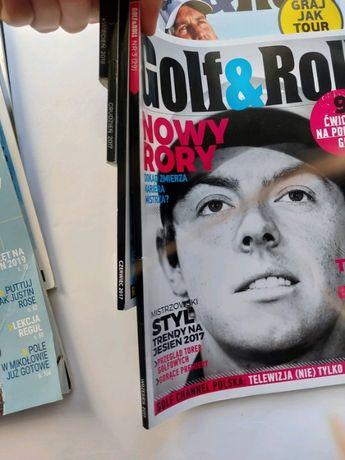 Golf&roll 8 numerów magazynu