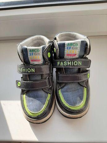 Детские весенние ботинки 26р