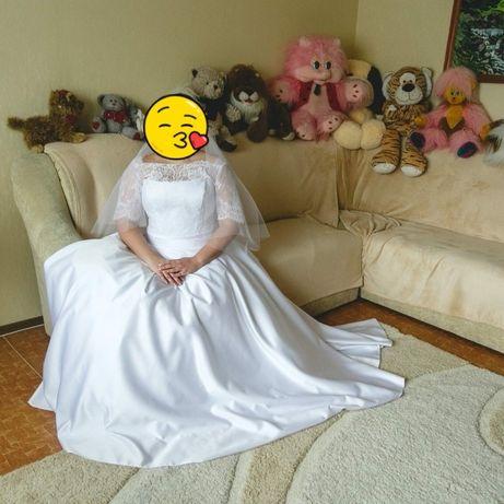 Весільна сукня (свадебное платье ) 54-56розмір