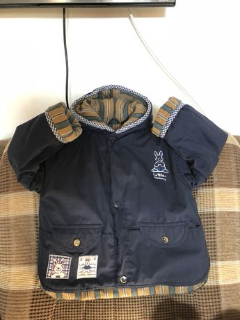 Демі курточка на хлопчика»little bunny»