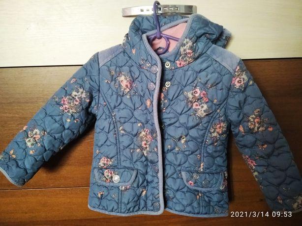 Курточка стеганка