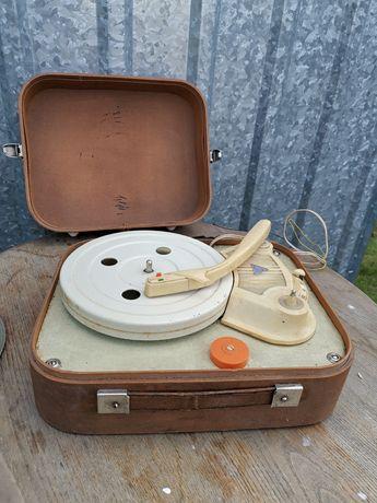 Gramofon unitra typ G-221 PRL rok 1964