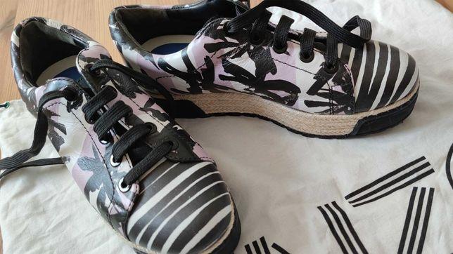 Trampki/Sneakersy Kenzo roz. 39