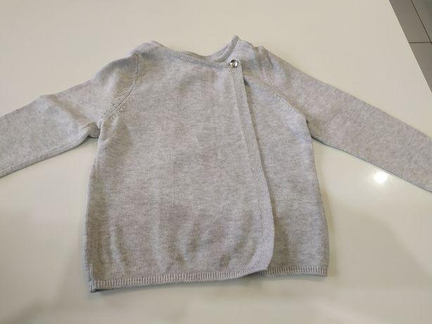 Swetry sweterki h&m rozmiar 98/104 dla bliźniaczek