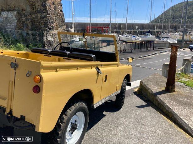 Land Rover Serie III
