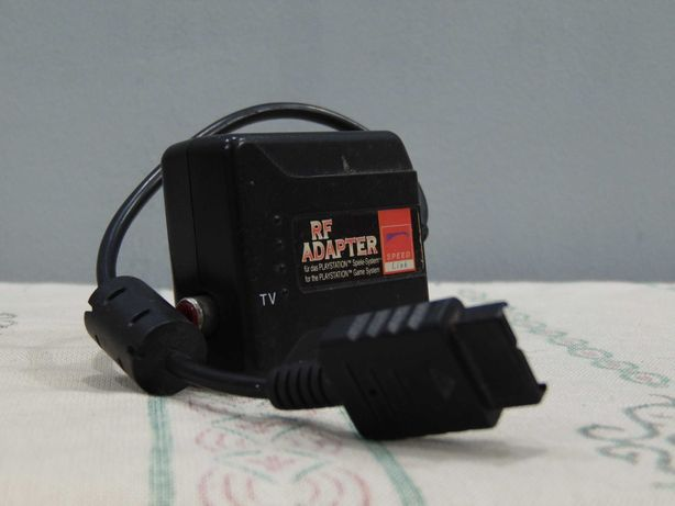 Adapter antenowy Sony PS1/PS2/PS3 Speed Link RF