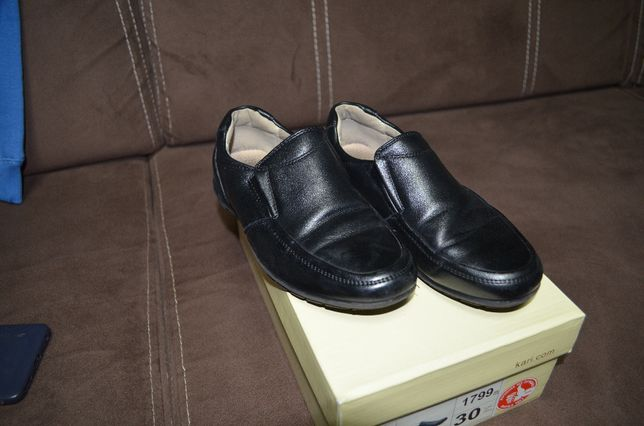 Обувь Туфли Мокасины 29-30 размер