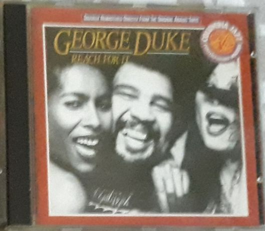 CD George Duke - Reach For It