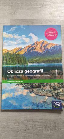 """Podręcznik """"Oblicza geografii"""" 1"""