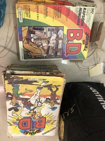 Jornal da BD Anos 80