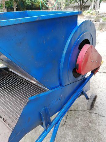 Máquina de limpar azeitona