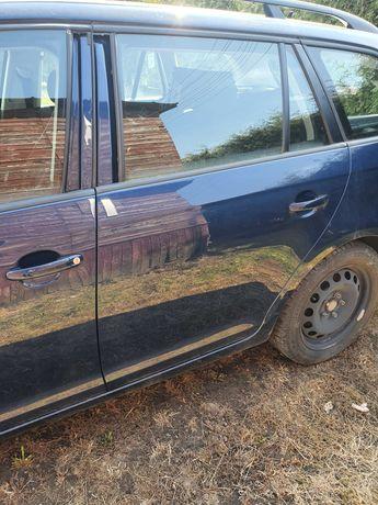 Drzwi tylne Golf VI Kombi Lp5w