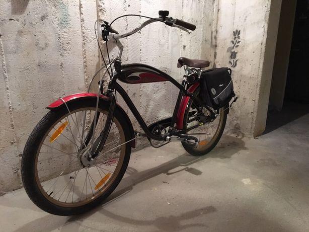 Stylowy rower ELECTRA Mulholland 3i
