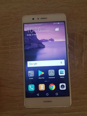 Huawei P9 Lite 2016 biały