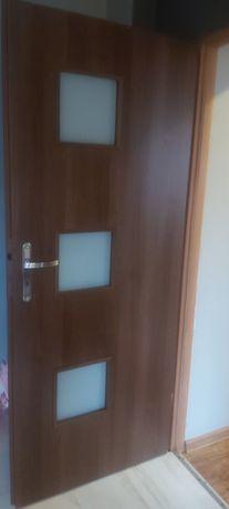 Drzwi wewnętrzne z klamkami gratis 3 szt
