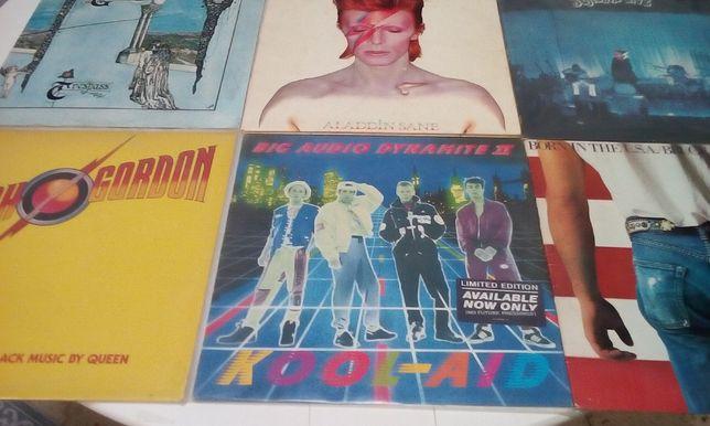 LP S vários estilos musicais
