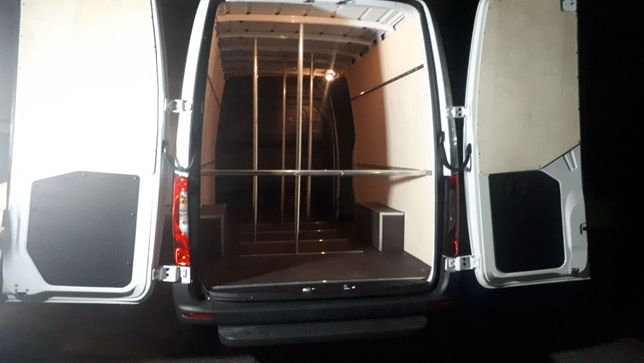 Mercedes Sprinter L2H2 TN Obicie wnętrza