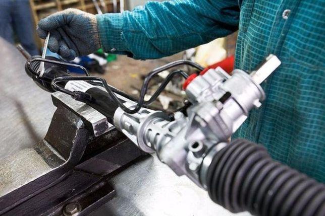 ремонт,реставрация рулевых реек, прокачка газом амортизаторов ,стоек